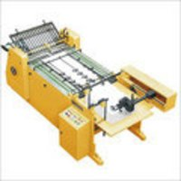 Notebook Paper Folding Machine