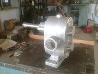 Jacketed Gear Pump (bitumen pump)