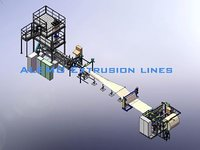 EPE Sheet Extrusion Line