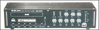 Pa Dvd Player Amplifier, Eda-1200