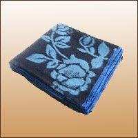 Jacquard Acrylic Blankets
