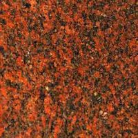 Coral Red Granite