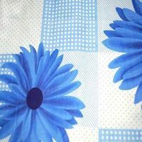 Printed Bed Sheet Fabric