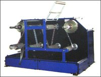 DOCTORING / REWINDING MACHINE
