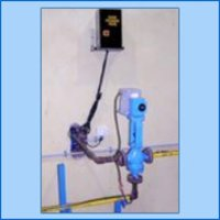 Automatic Chlorine Cylinder / Tonner Change Over Panel