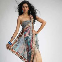 Digital Printing Service On Saree