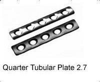 Quarter Tubular Plate 2.7