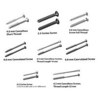 Orthopedic Screws