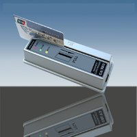 Magnetic Card Reader for Access Control