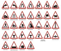 Caution Signages