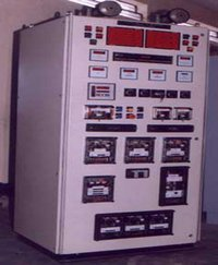Turbine/Diesel Control Panel