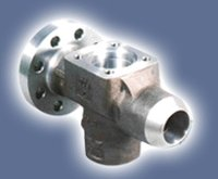 Plug Valve Body (Machined)