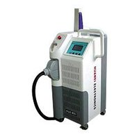 Q-Switched Nd YAG Laser System