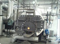 Multipass Smoke Tube Internal Combination Packaged Boiler