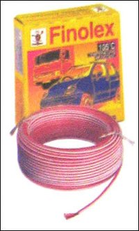 AUTOMOBILE & BATTERY CABLES