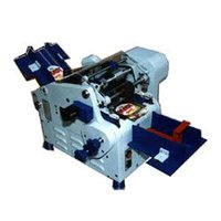 Automatic Label Over Printing Machine