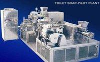 Toilet Soap-Pilot Plant