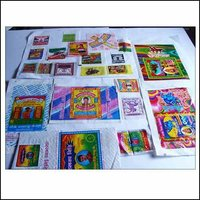 Gravure Flexo Printed Packets