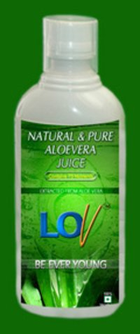 Lov - Aloe Vera Crystal Clear Juice