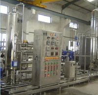 Industrial Mineral Water Plants