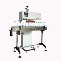 Induction Cap-Sealing Machine with Tunnel Type Head
