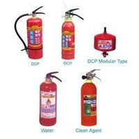 Stored Pressure Fire Extinguishers