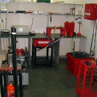 Fire Extinguisher Test Equipment Lab