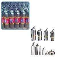 Stainless Steel DCP Fire Extinguisher