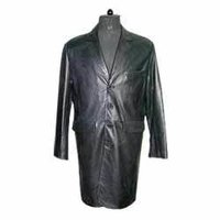 Leather Short-length Coats