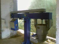 T Type Batch Foam Machine