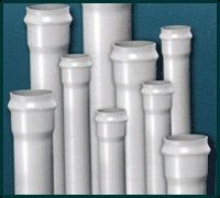 Ring Tight Rigid PVC Pipes