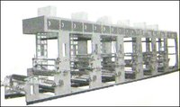 Rotogravure Printing Machines