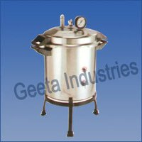 Portable Autoclave Single Drums