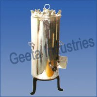 High Pressure Steam Sterilizers - Vertical 16