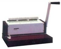 Comb Binding Machine - Clp-21