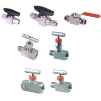 Ball Valves & Needle Valves