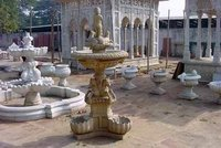 DESIGNER MARBLE FOUNTAINS