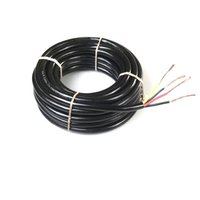 Round Flexible Sheathed Multi Core Cable