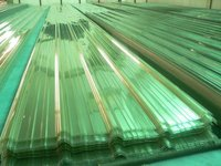 PC Corrugated Roofing Sheet