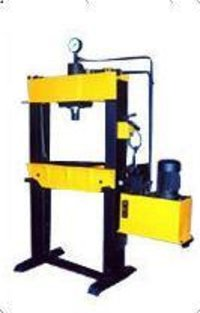 Heavy Duty Hydraulic Presses