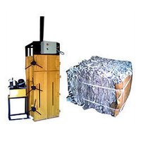 Hydraulic Paper Bailing Press