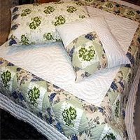 Cotton Patchwork Quilt