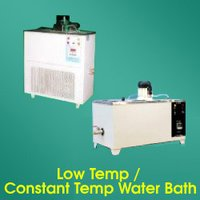 Low Temp - Constant Temp Water Bath/Ultrasonic Bath