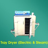 Tray Dryer (Electric & Steam)