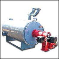 Horizontal Thermic Fluid Heaters