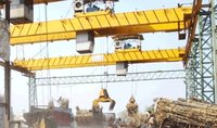 Double Girder Cane Unloaders