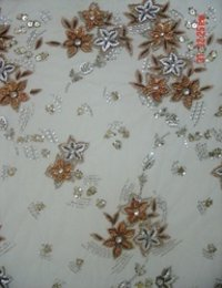 Acrylic Embroidery Fabric