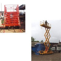 Towing Scissor Lift
