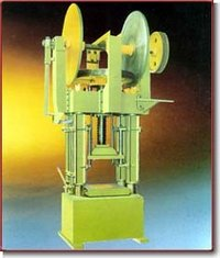 Four Column Friction Screw Press For Fire Bricks