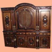Antique Wooden Almirah